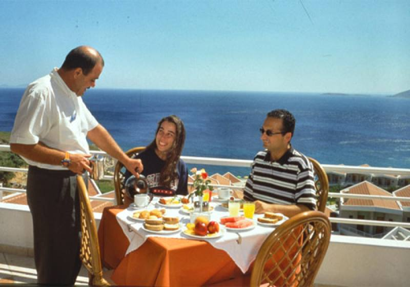 Hotel Proteas Bay - Pythagorion - Samos